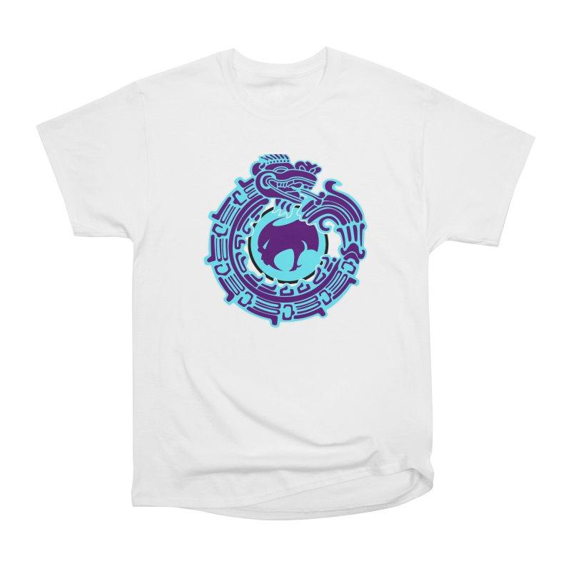QuetzalChupaCabrales Women's Heavyweight Unisex T-Shirt by ChupaCabrales's Shop