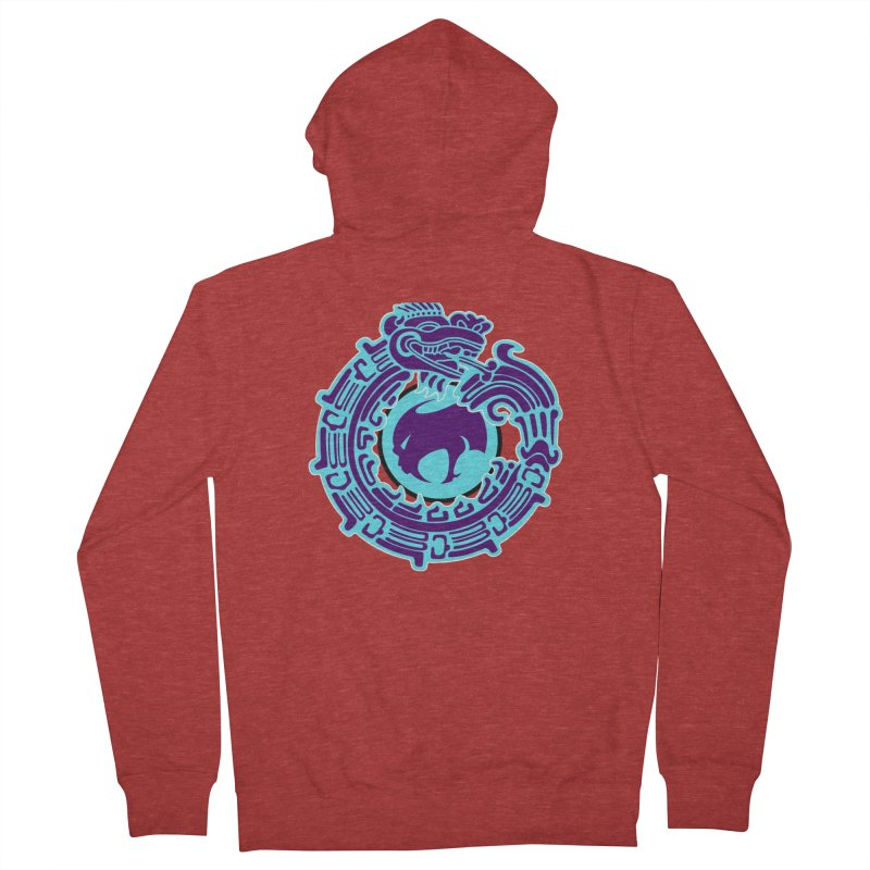 QuetzalChupaCabrales Women's French Terry Zip-Up Hoody by ChupaCabrales's Shop