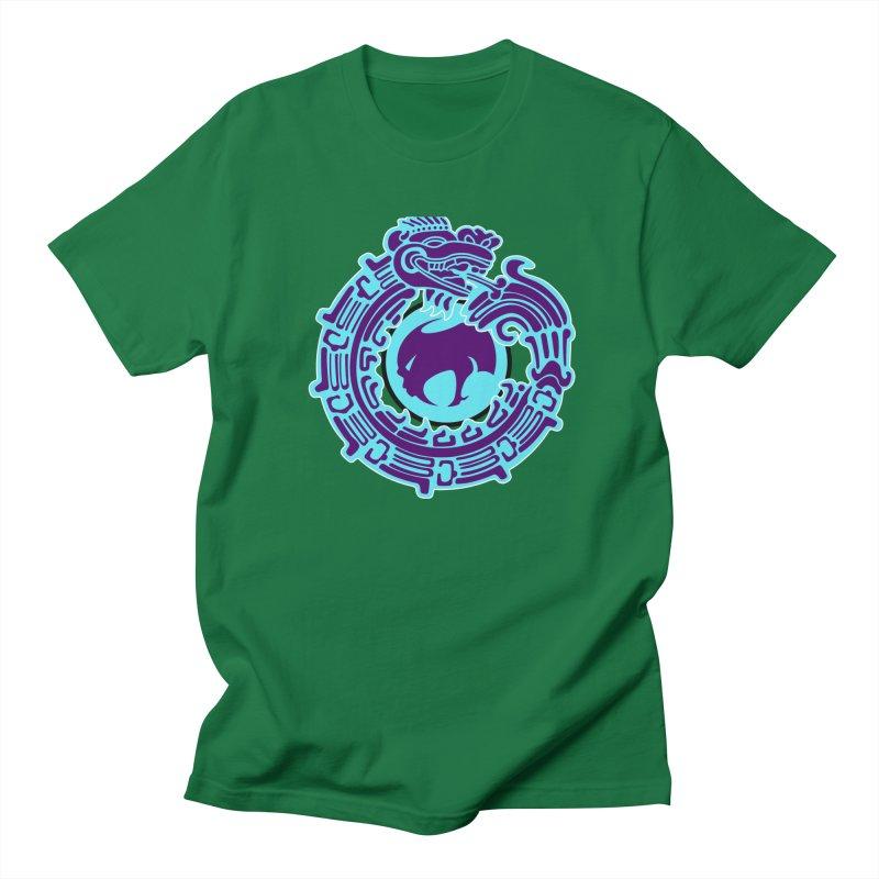 QuetzalChupaCabrales Men's Regular T-Shirt by ChupaCabrales's Shop