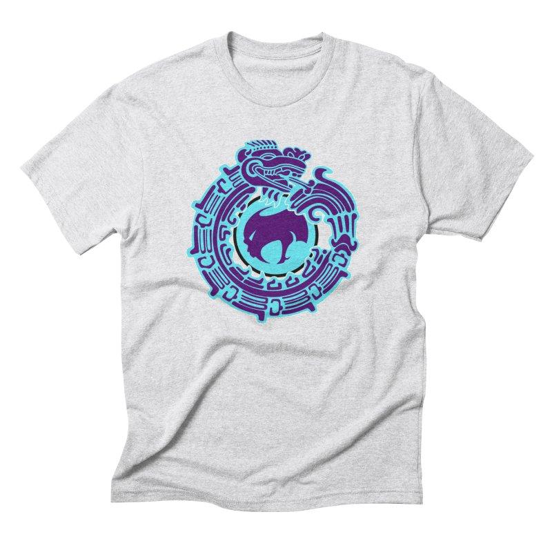 QuetzalChupaCabrales Men's Triblend T-Shirt by ChupaCabrales's Shop