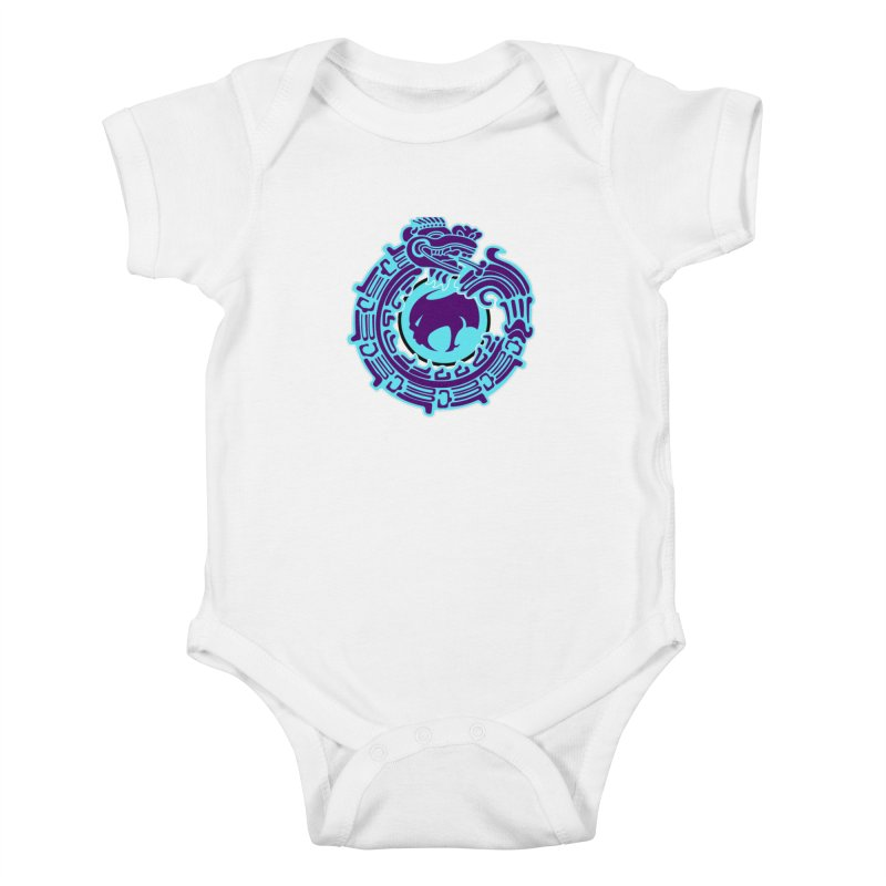 QuetzalChupaCabrales Kids Baby Bodysuit by ChupaCabrales's Shop