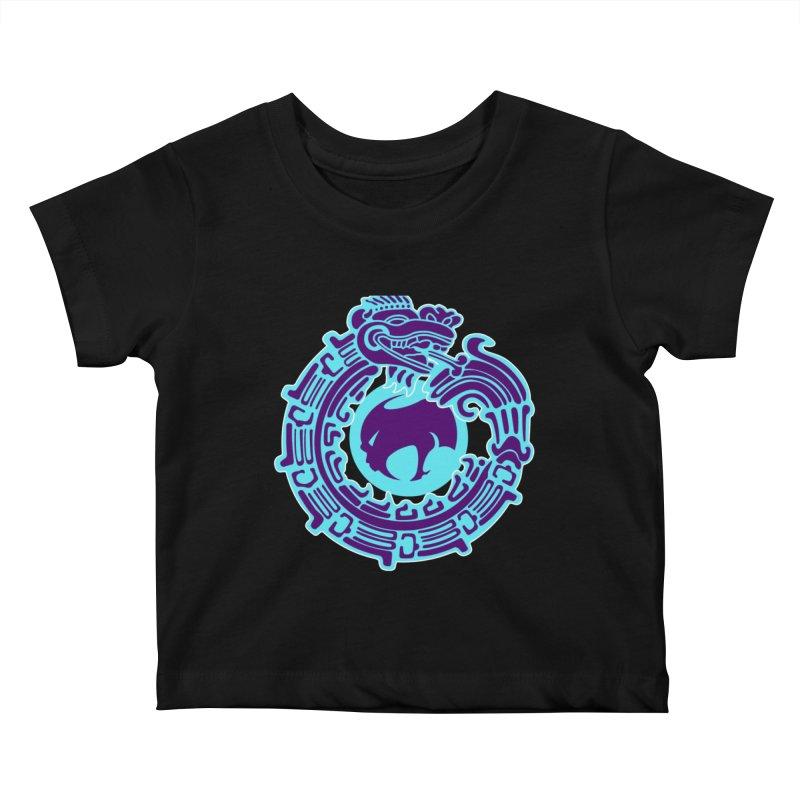 QuetzalChupaCabrales Kids Baby T-Shirt by ChupaCabrales's Shop