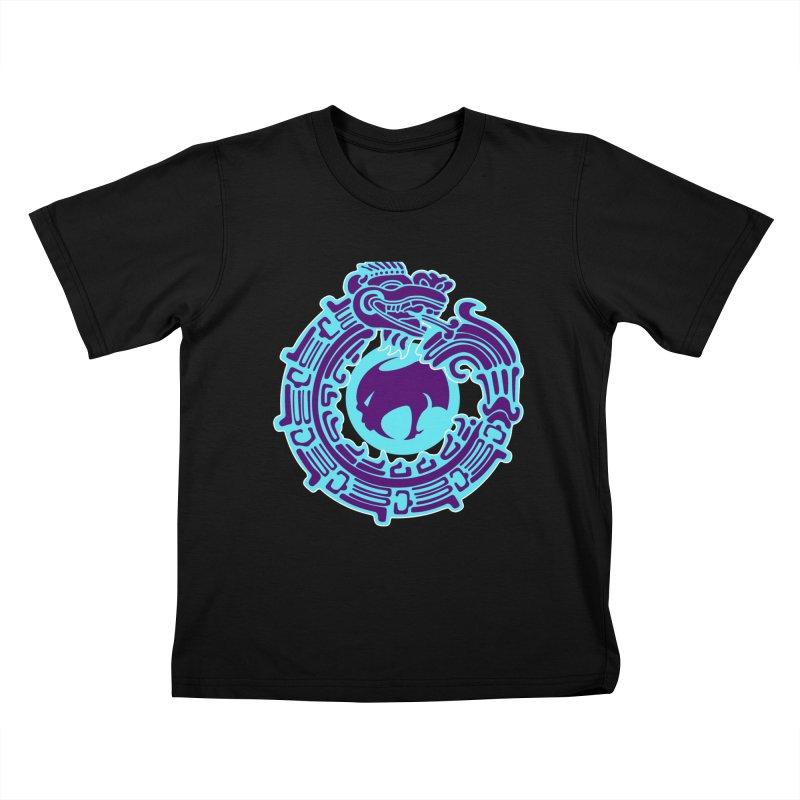 QuetzalChupaCabrales Kids T-Shirt by ChupaCabrales's Shop