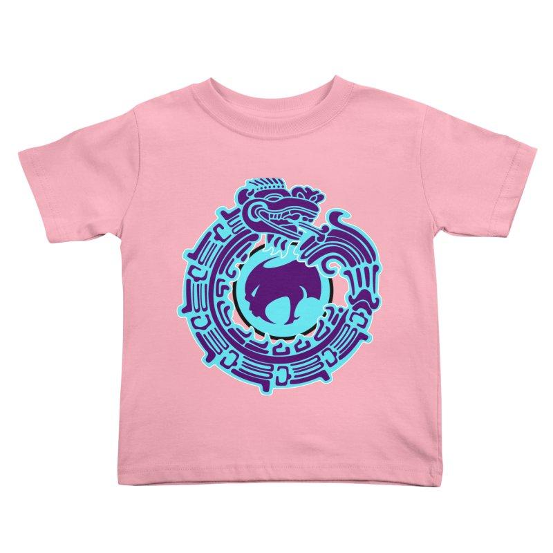 QuetzalChupaCabrales Kids Toddler T-Shirt by ChupaCabrales's Shop