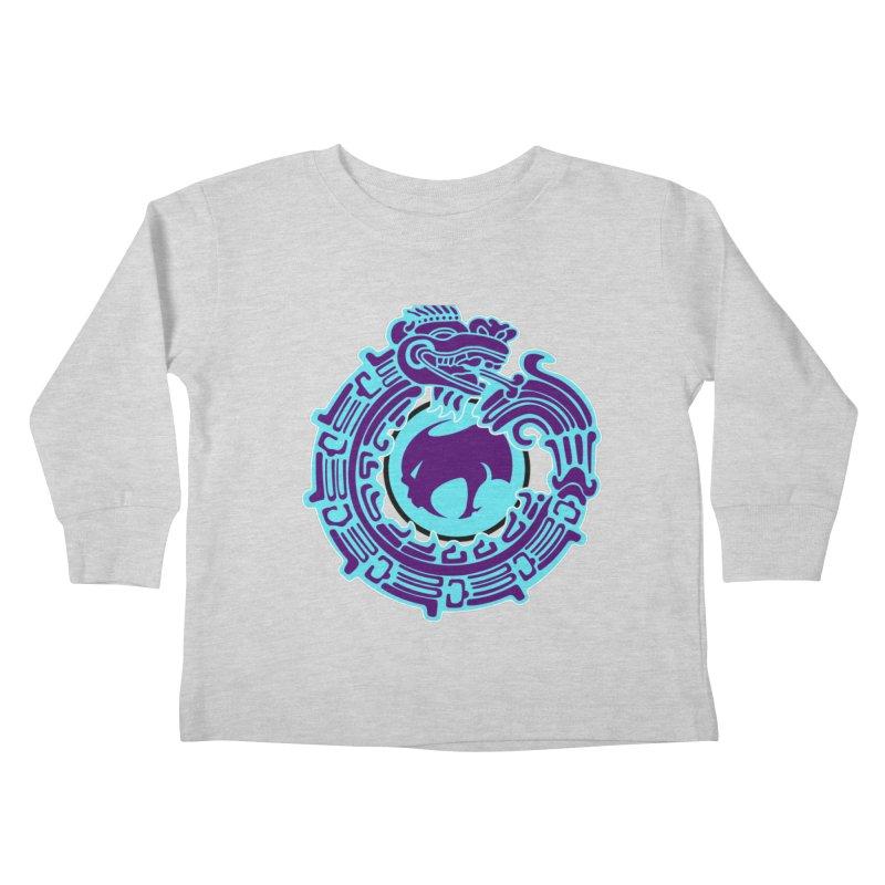 QuetzalChupaCabrales Kids Toddler Longsleeve T-Shirt by ChupaCabrales's Shop