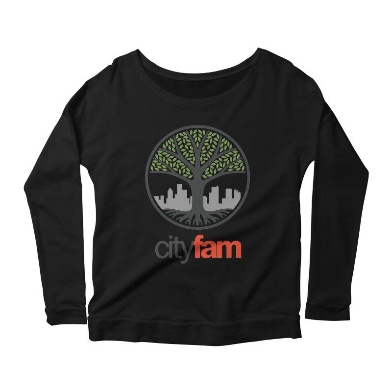 Cityfam Tree Women's Longsleeve T-Shirt by City Fam's Artist Shop