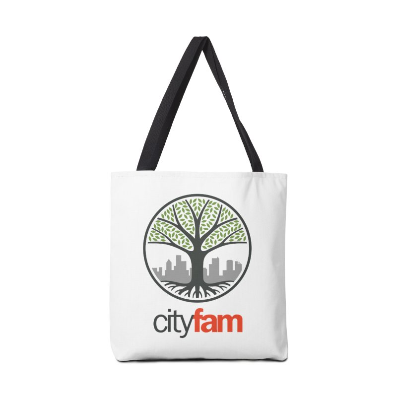 Cityfam Tree Accessories Tote Bag Bag by City Fam's Artist Shop