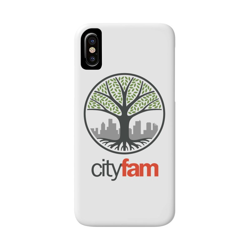 Cityfam Tree Accessories Phone Case by Cityfam's Artist Shop