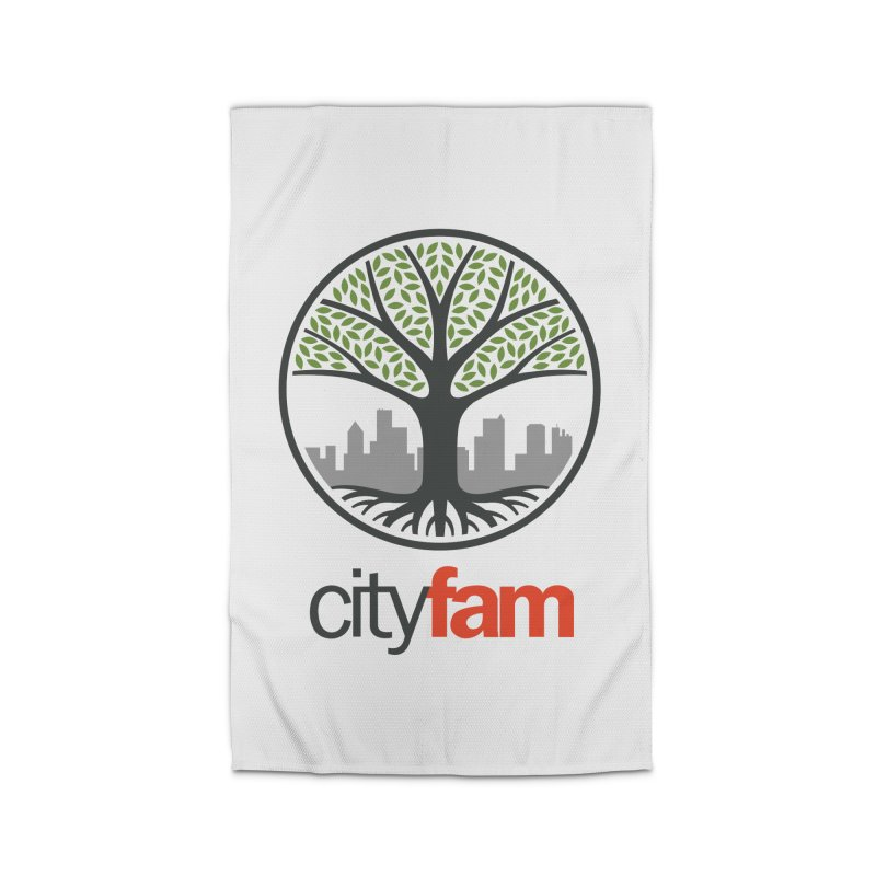 Cityfam Tree Home Rug by City Fam's Artist Shop