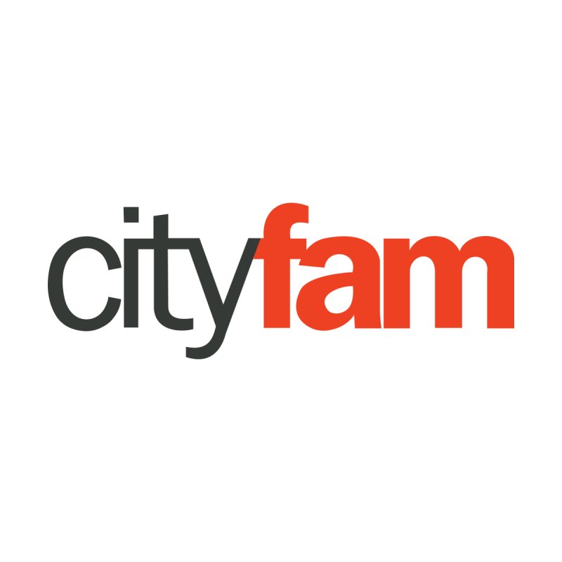 CityFam Home Throw Pillow by City Fam's Artist Shop