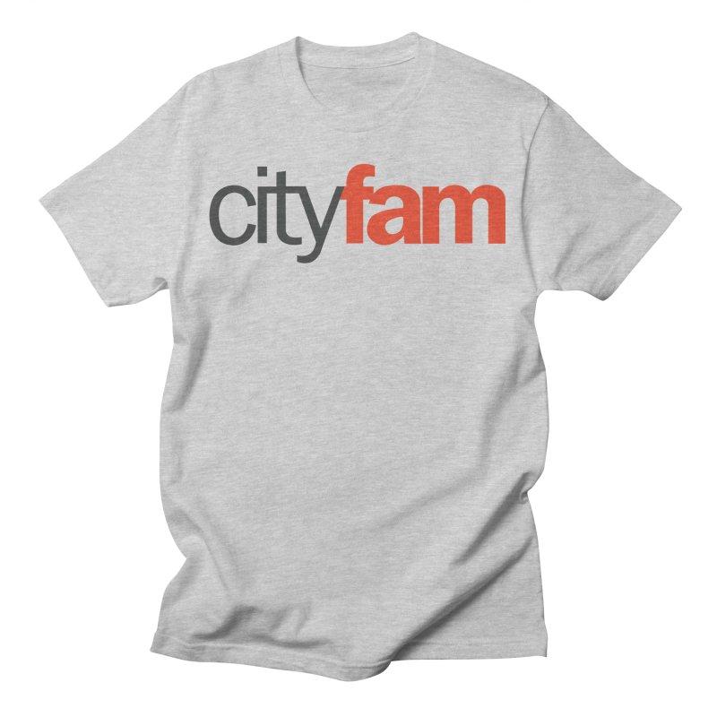CityFam Men's T-Shirt by City Fam's Artist Shop