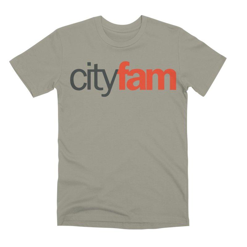 CityFam Men's Premium T-Shirt by Cityfam's Artist Shop