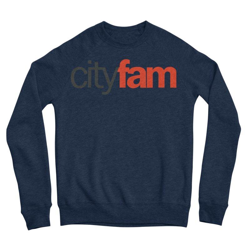 CityFam Men's Sweatshirt by City Fam's Artist Shop