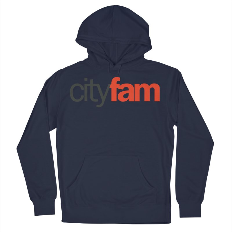 CityFam Men's Pullover Hoody by City Fam's Artist Shop