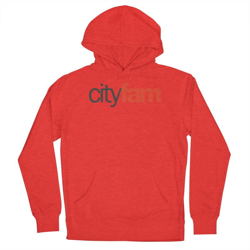 CityFam Women's Pullover Hoody by City Fam's Artist Shop