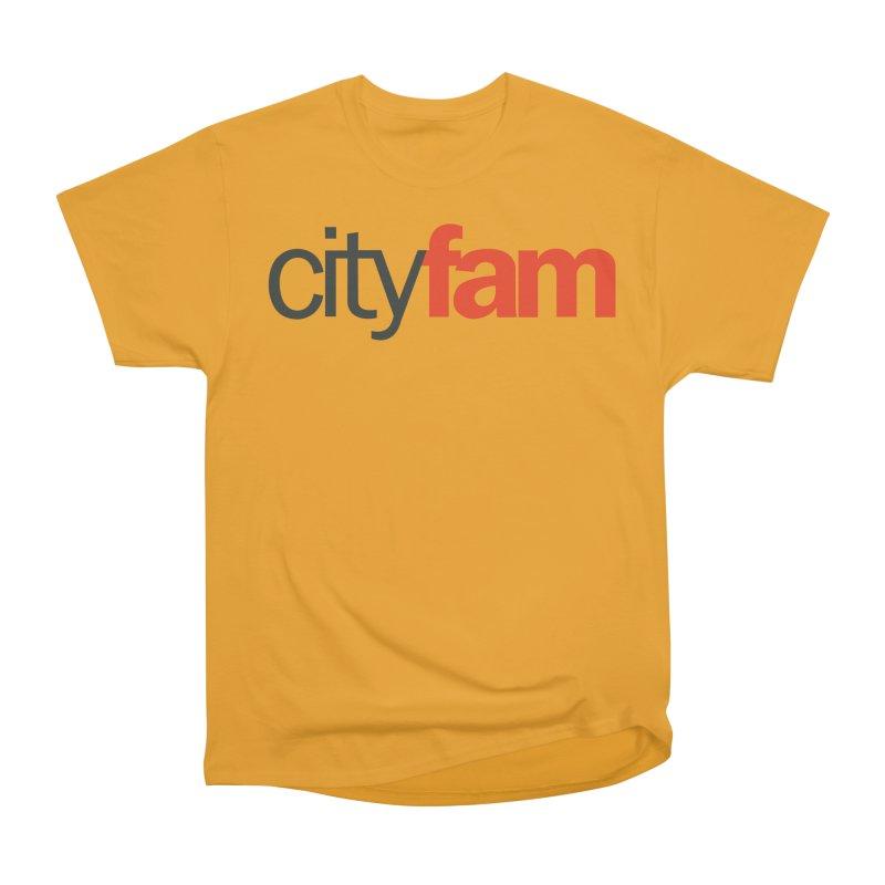 CityFam Women's Heavyweight Unisex T-Shirt by Cityfam's Artist Shop