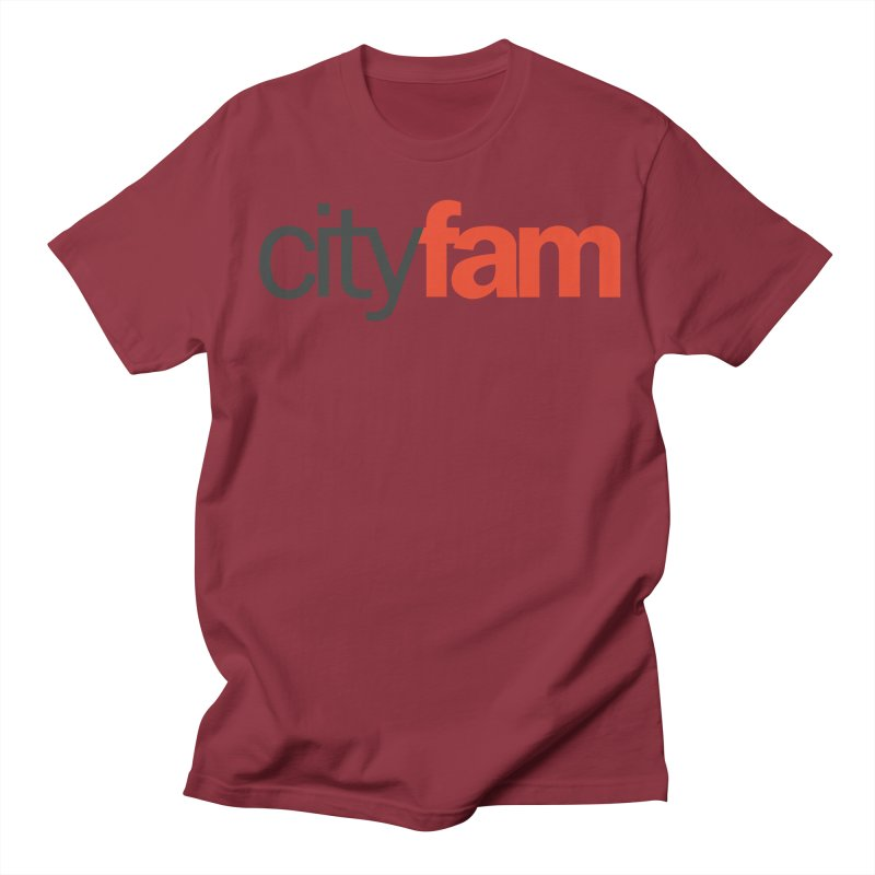 CityFam Men's Regular T-Shirt by City Fam's Artist Shop