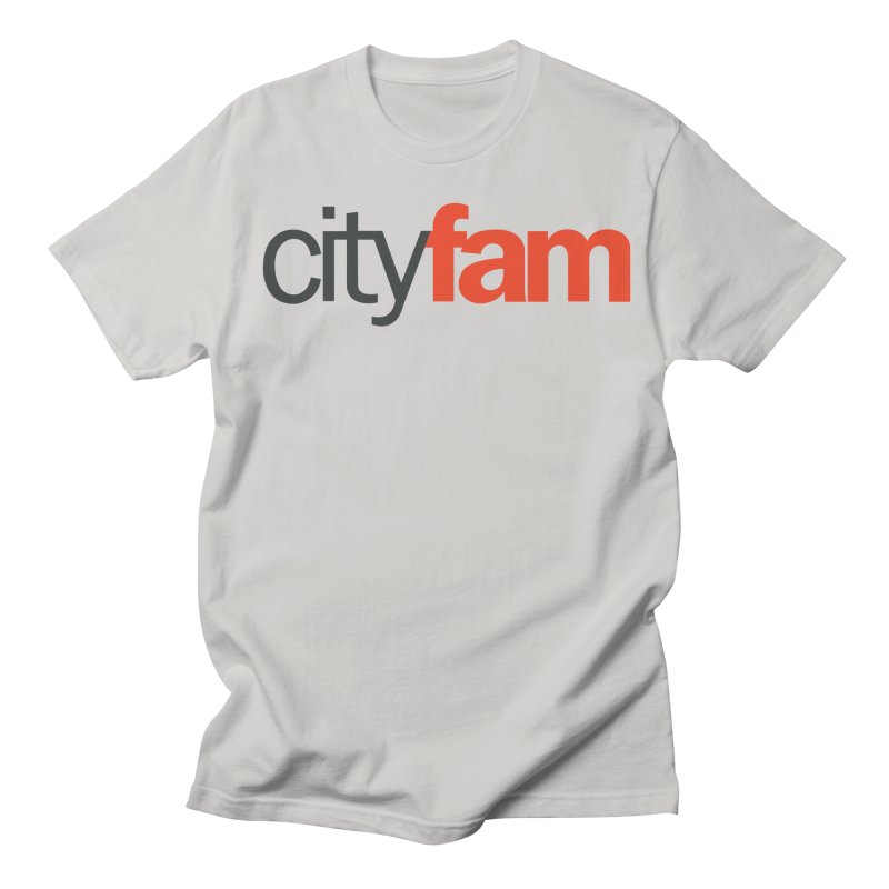 CityFam Men's Regular T-Shirt by Cityfam's Artist Shop