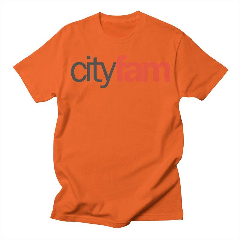 CityFam Women's Regular Unisex T-Shirt by Cityfam's Artist Shop