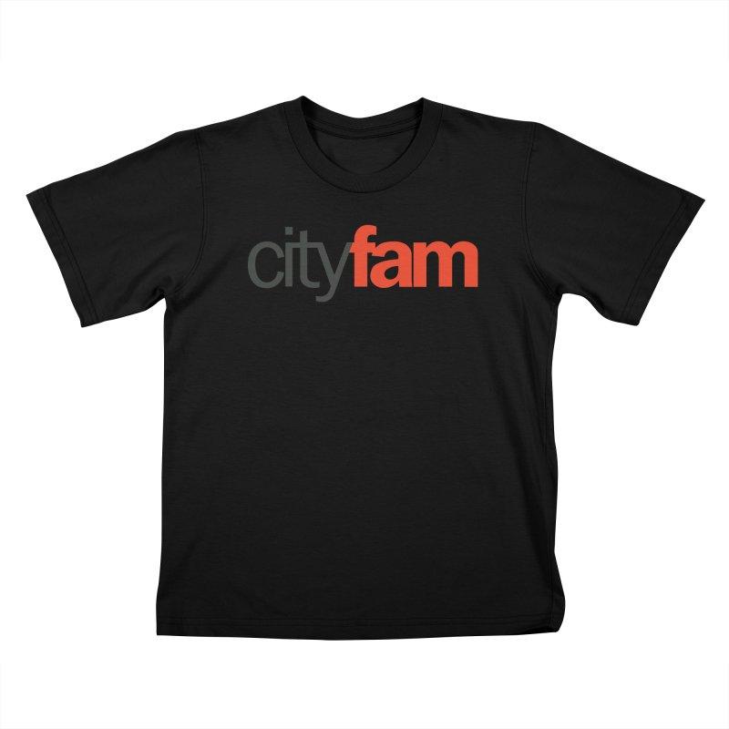 CityFam Kids T-Shirt by City Fam's Artist Shop