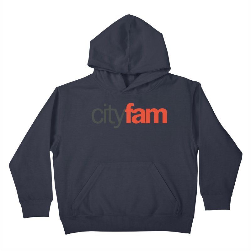 CityFam Kids Pullover Hoody by Cityfam's Artist Shop