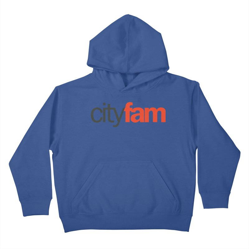 CityFam Kids Pullover Hoody by City Fam's Artist Shop