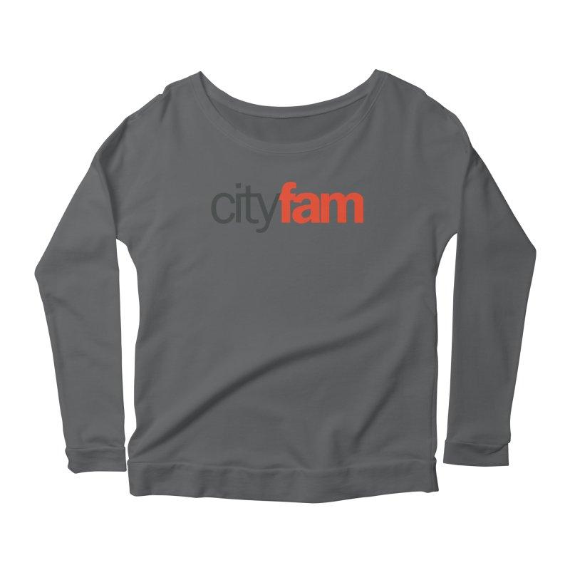 CityFam Women's Longsleeve T-Shirt by City Fam's Artist Shop