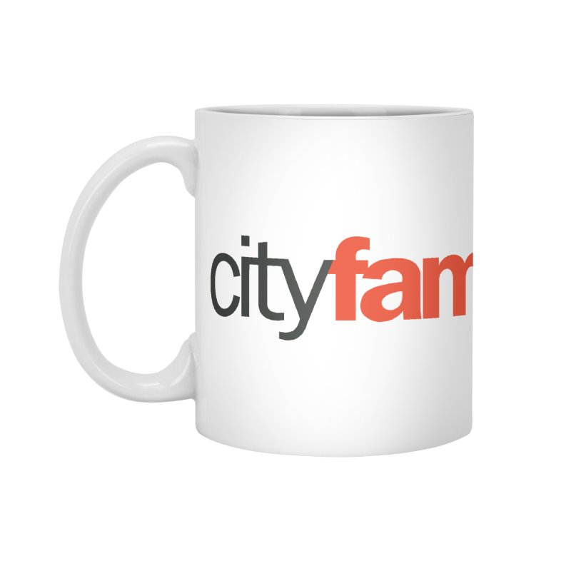 CityFam Accessories Standard Mug by City Fam's Artist Shop