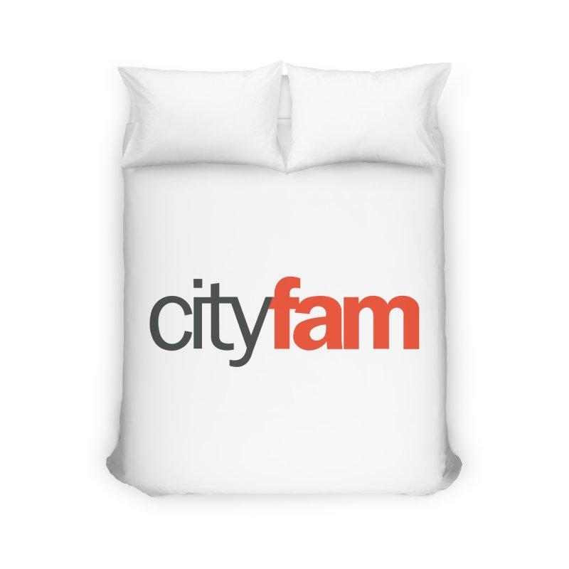 CityFam Home Duvet by City Fam's Artist Shop