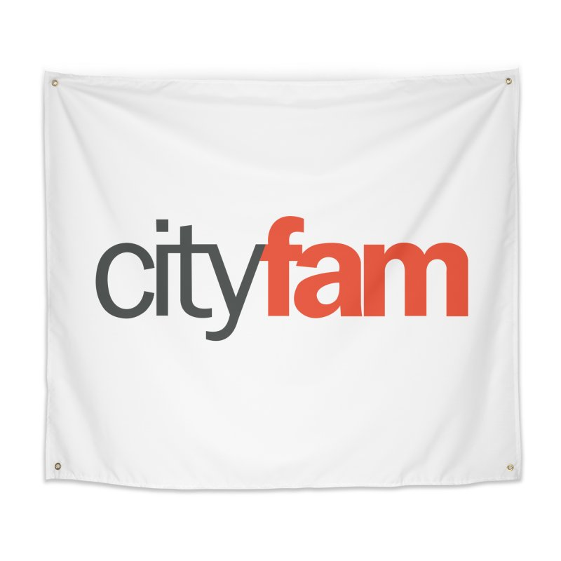 CityFam Home Tapestry by City Fam's Artist Shop
