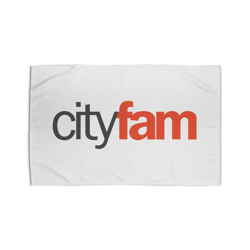 CityFam Home Rug by City Fam's Artist Shop