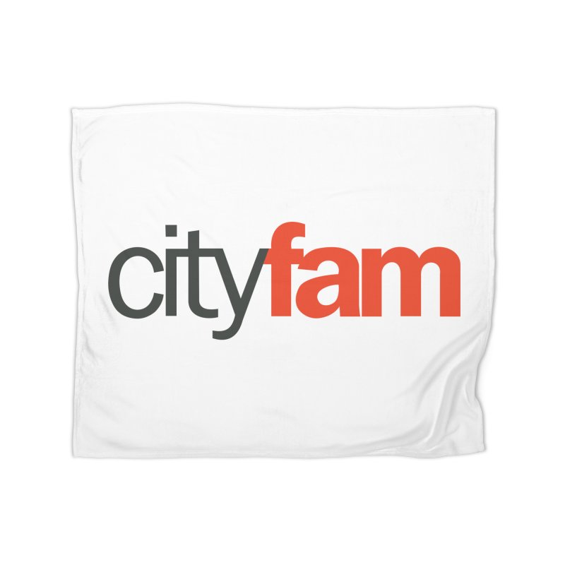 CityFam Home Blanket by City Fam's Artist Shop
