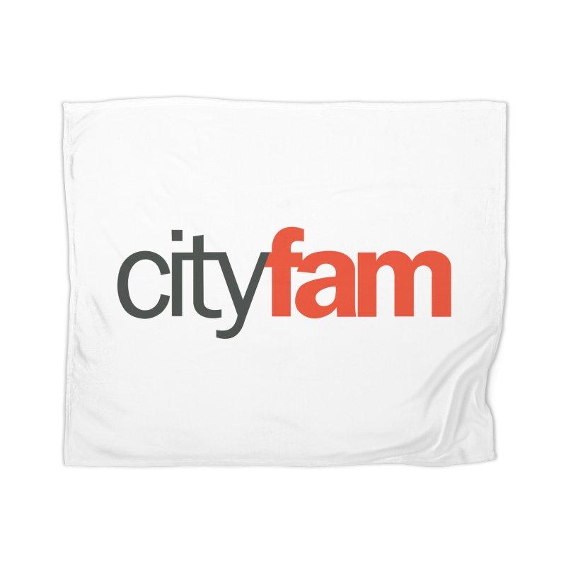 CityFam Home Blanket by City Fam's Artist Shop