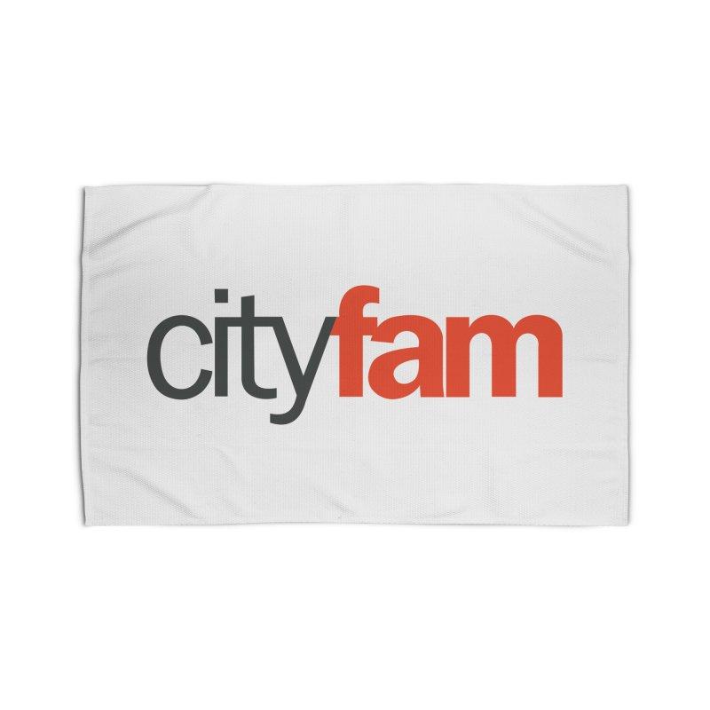 CityFam Home Rug by City Fam's Artist Shop
