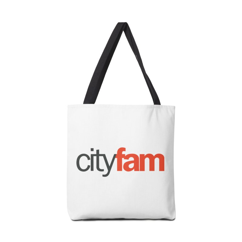 CityFam Accessories Bag by Cityfam's Artist Shop