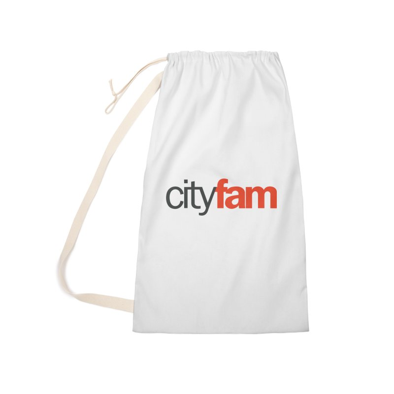 CityFam Accessories Laundry Bag Bag by City Fam's Artist Shop