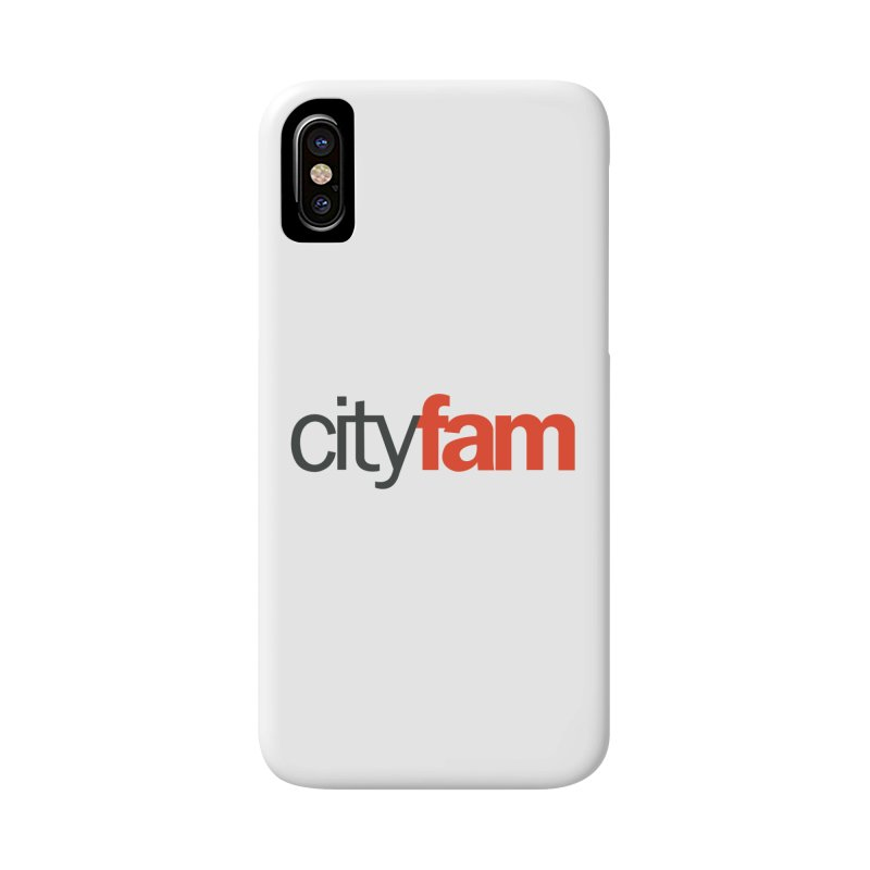 CityFam Accessories Phone Case by Cityfam's Artist Shop