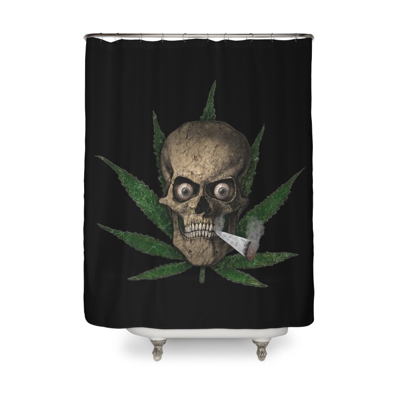 Want a Hit? Home Shower Curtain by ClaytonArtistry's Artist Shop