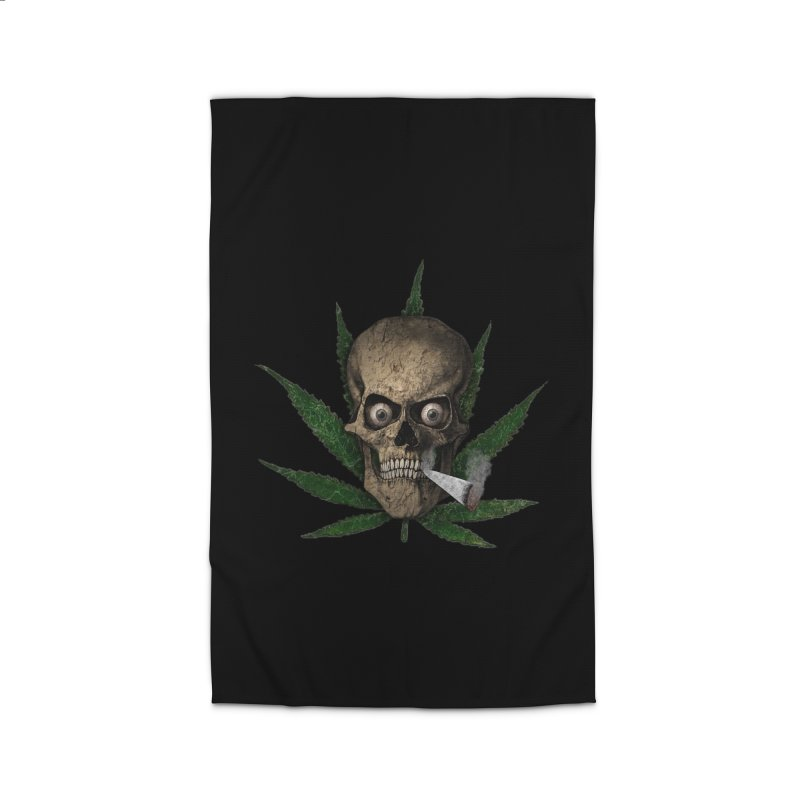 Want a Hit? Home Rug by ClaytonArtistry's Artist Shop