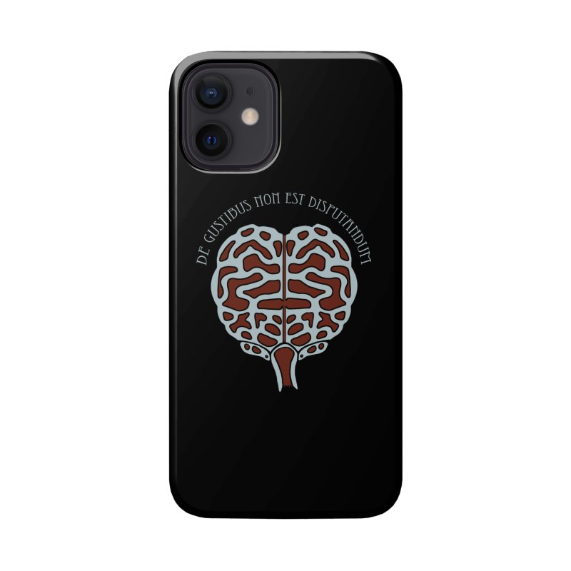 Latin Zombie Brain Accessories Phone Case by ClaytonArtistry's Artist Shop