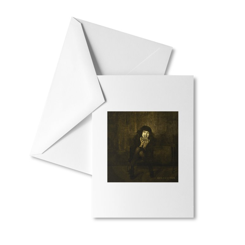Hunger Accessories Greeting Card by ClaytonArtistry's Artist Shop