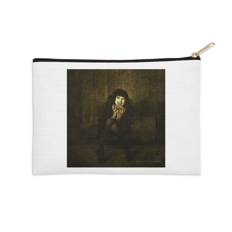 Hunger Accessories Zip Pouch by ClaytonArtistry's Artist Shop