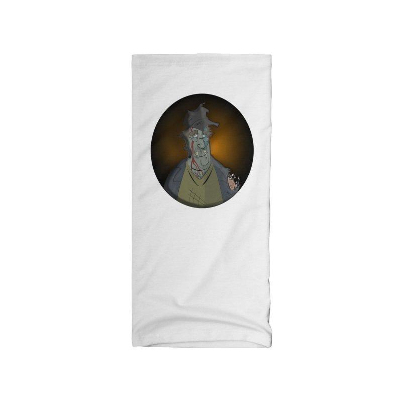 Zombie Author Accessories Neck Gaiter by ClaytonArtistry's Artist Shop