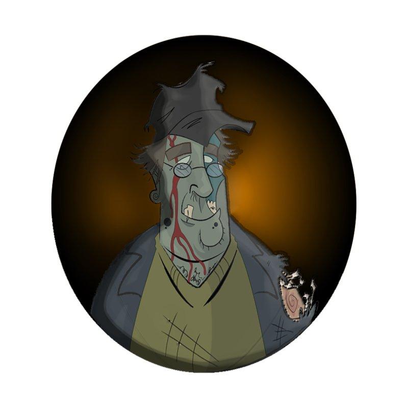 Zombie Author Men's T-Shirt by ClaytonArtistry's Artist Shop