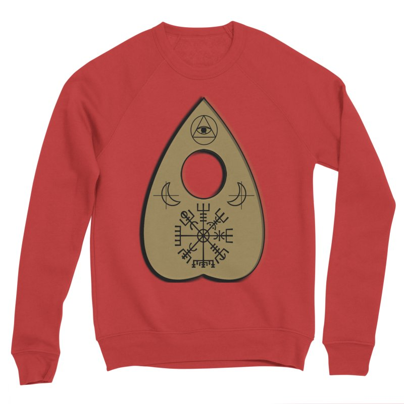 Ouiji Legba Planchette Men's Sweatshirt by ClaytonArtistry's Artist Shop