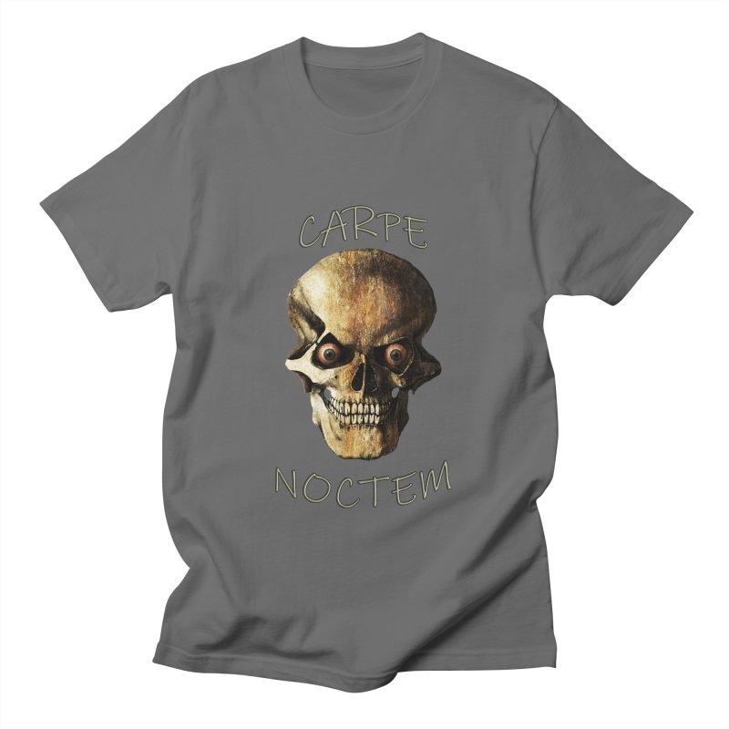 Carpe Noctem Men's T-Shirt by ClaytonArtistry's Artist Shop