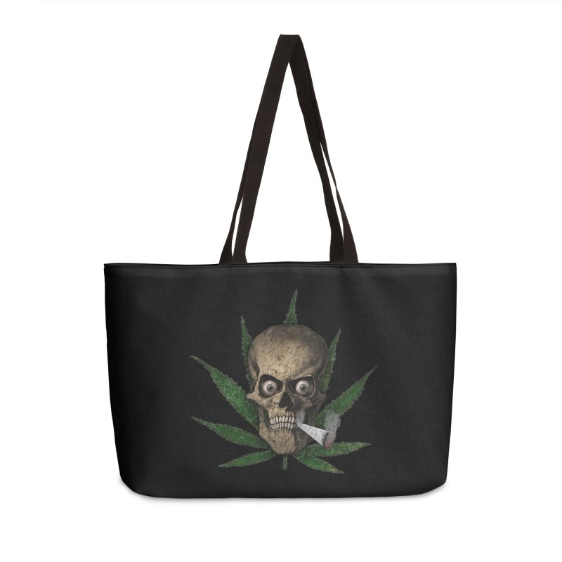 Smoke Time Accessories Bag by ClaytonArtistry's Artist Shop