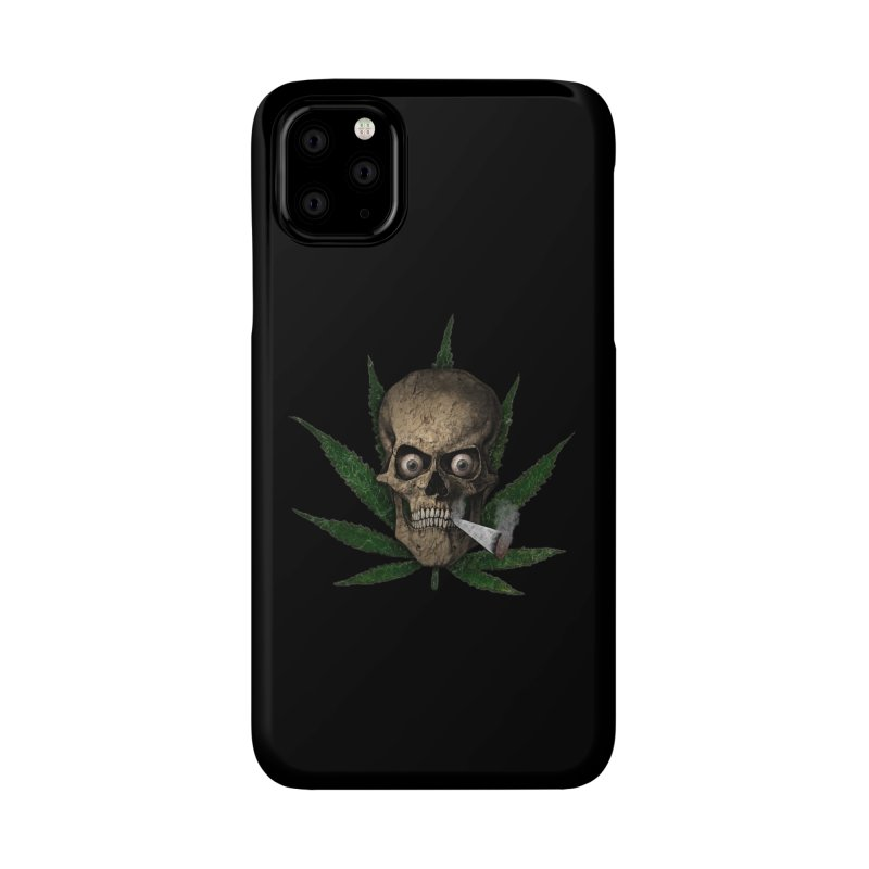 Smoke Time Accessories Phone Case by ClaytonArtistry's Artist Shop