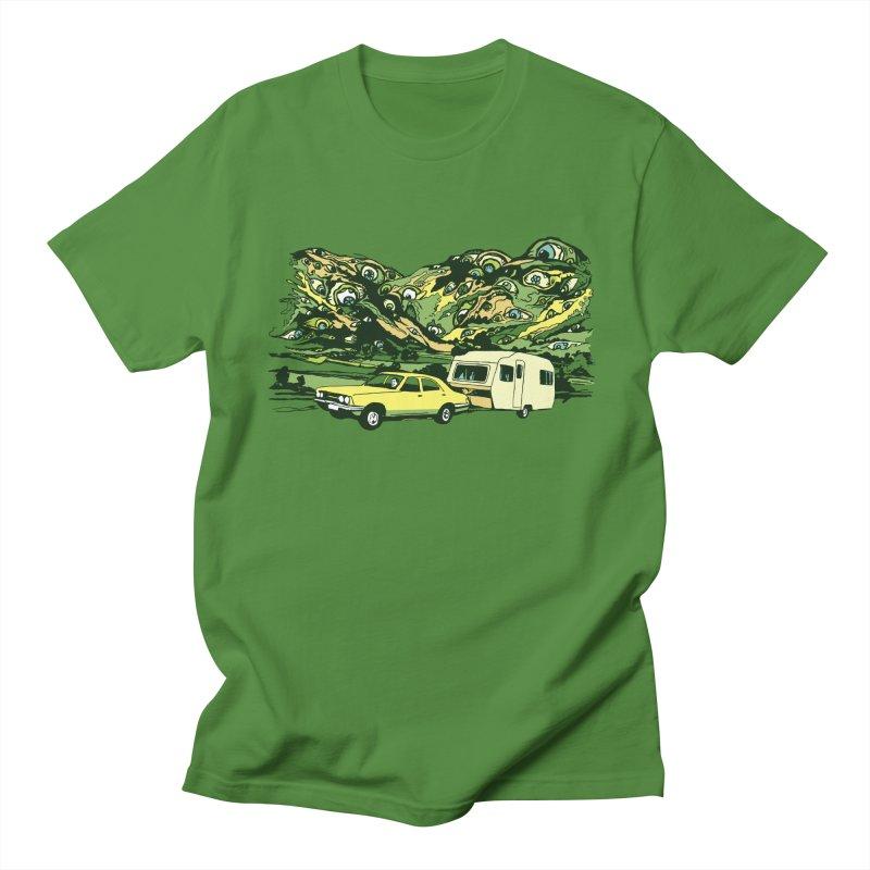 The Hills Have Eyes Men's T-Shirt by Claytondixon's Artist Shop