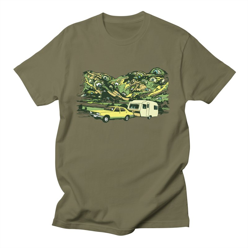 The Hills Have Eyes Men's Regular T-Shirt by Claytondixon's Artist Shop